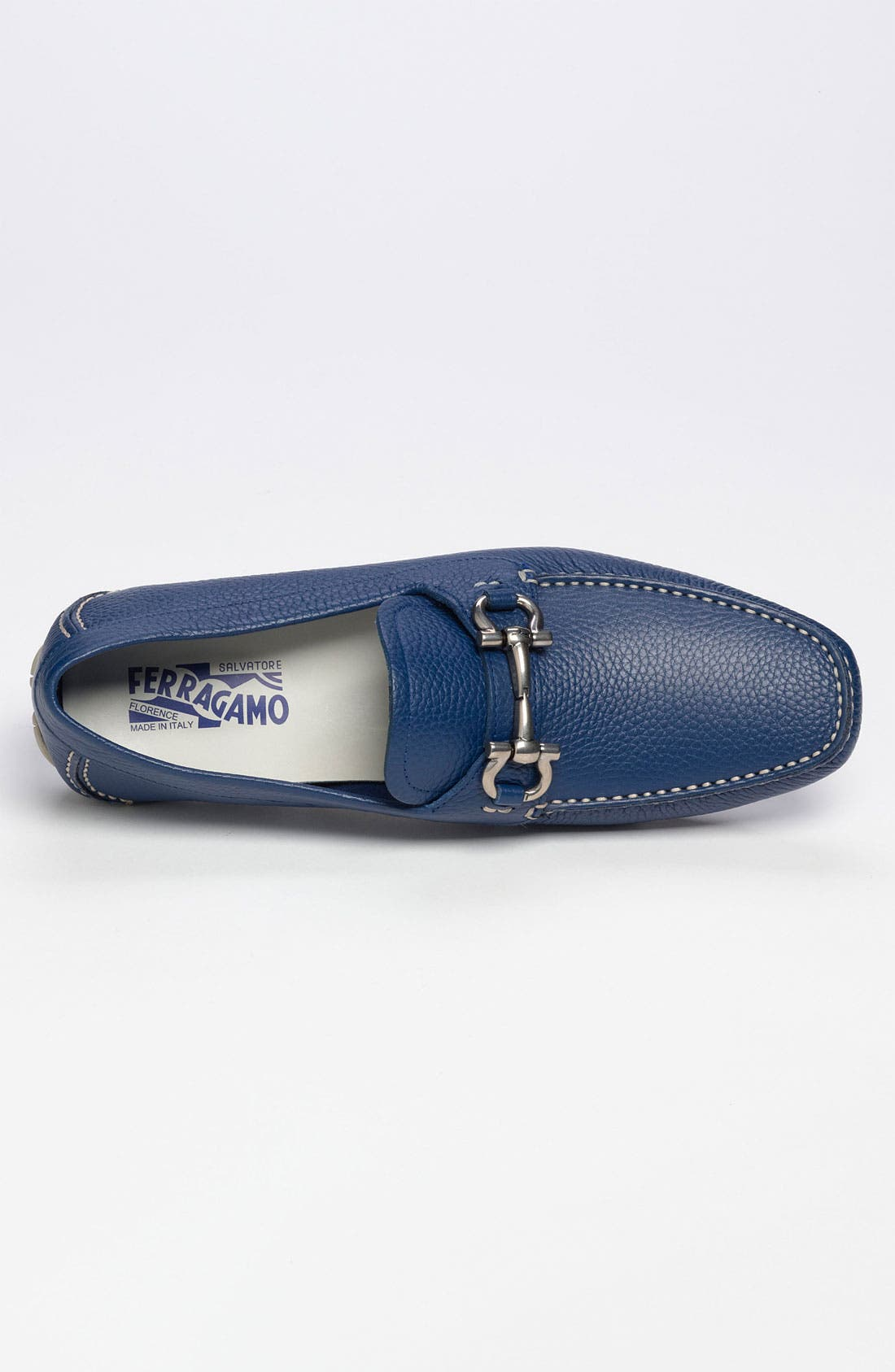 Alternate Image 3  - Salvatore Ferragamo 'Parigi' Driving Shoe