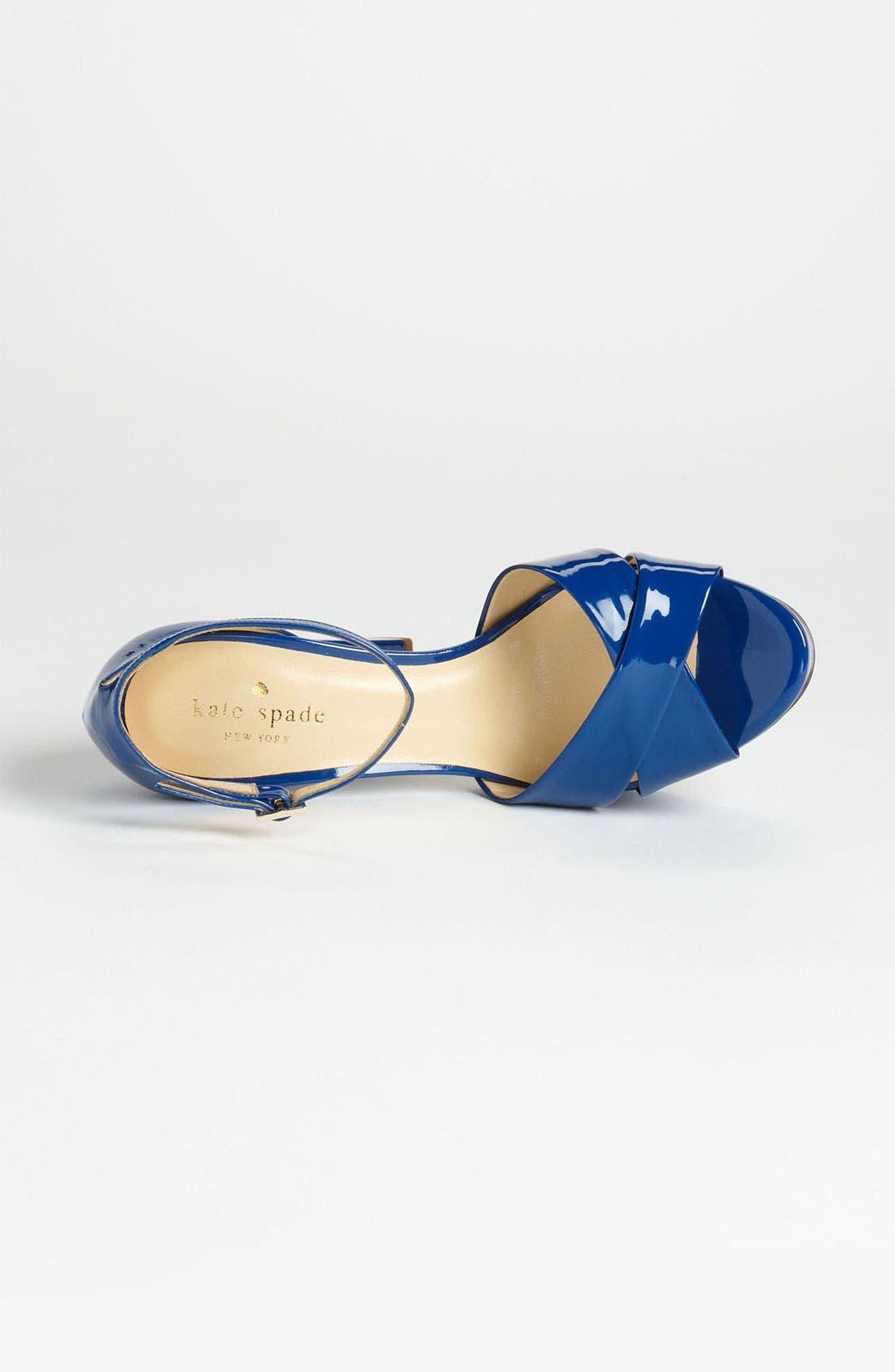 Alternate Image 3  - kate spade new york 'isis' sandal