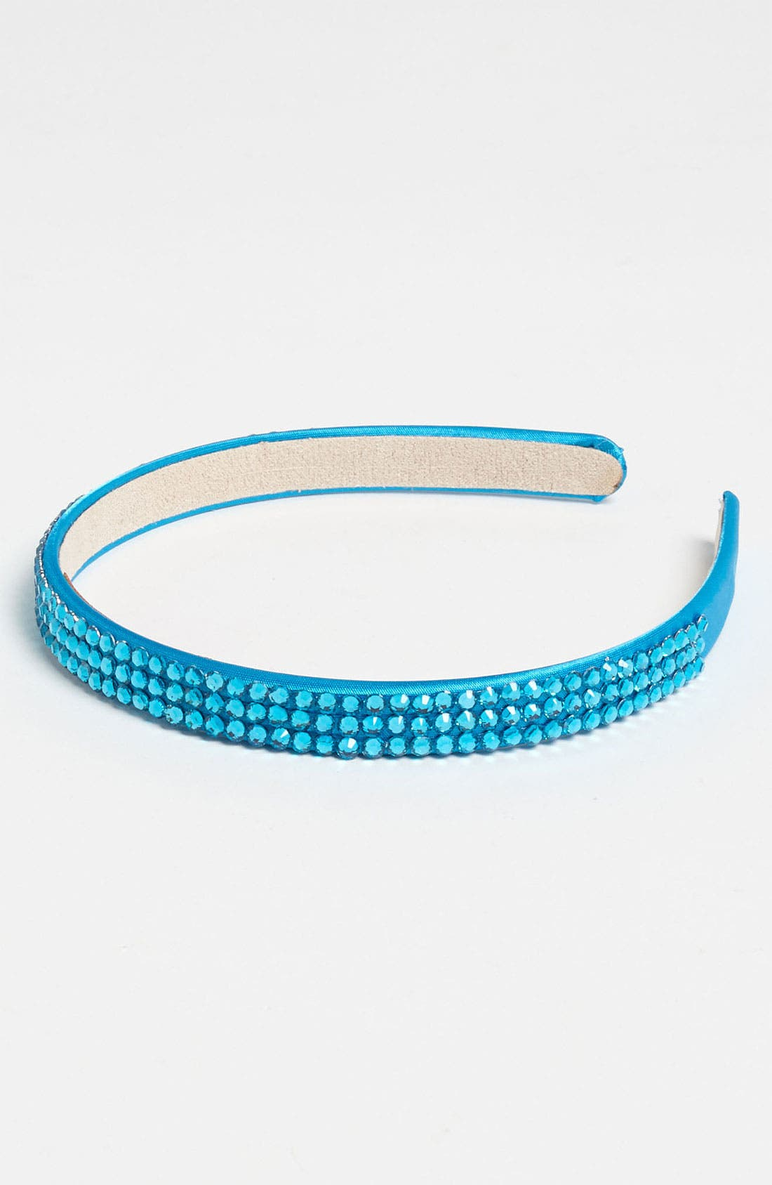 Alternate Image 1 Selected - Cara Rhinestone Headband (Girls)