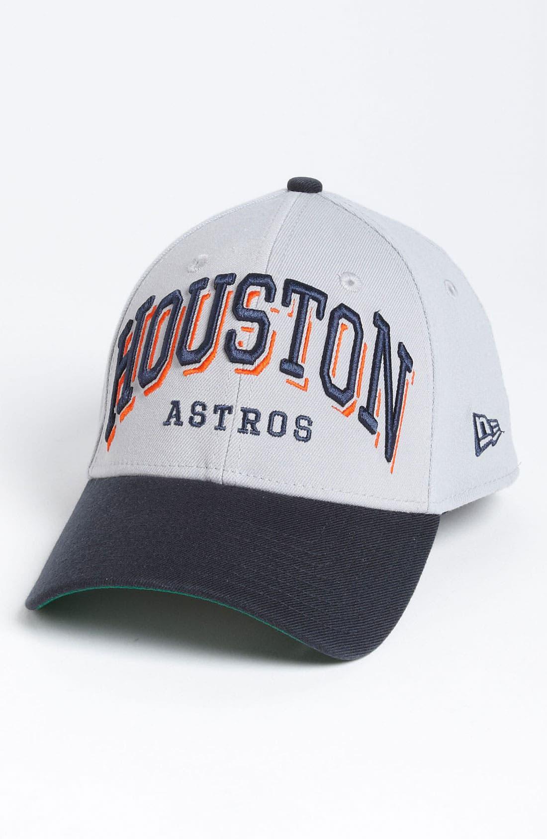 Alternate Image 1 Selected - New Era Cap 'Houston Astros - Arch Mark' Fitted Baseball Cap