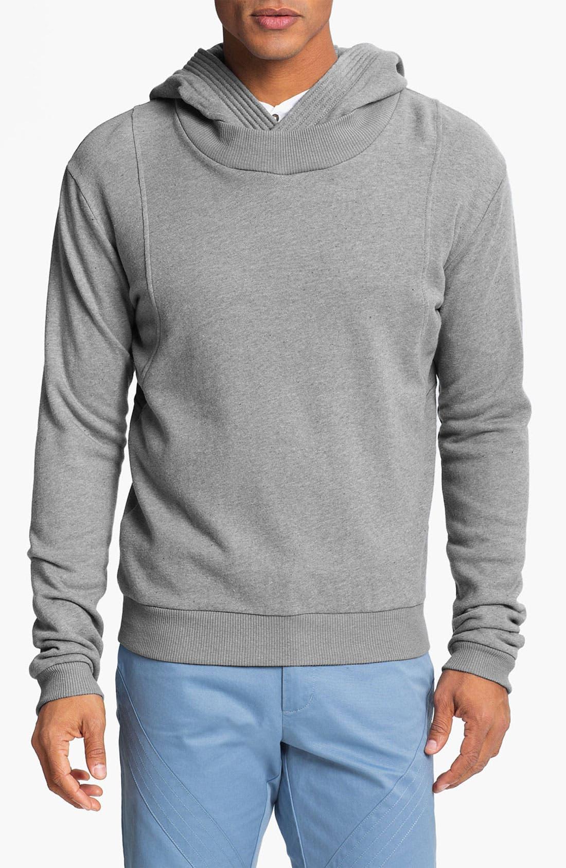Alternate Image 1 Selected - adidas SLVR Cotton Hoodie