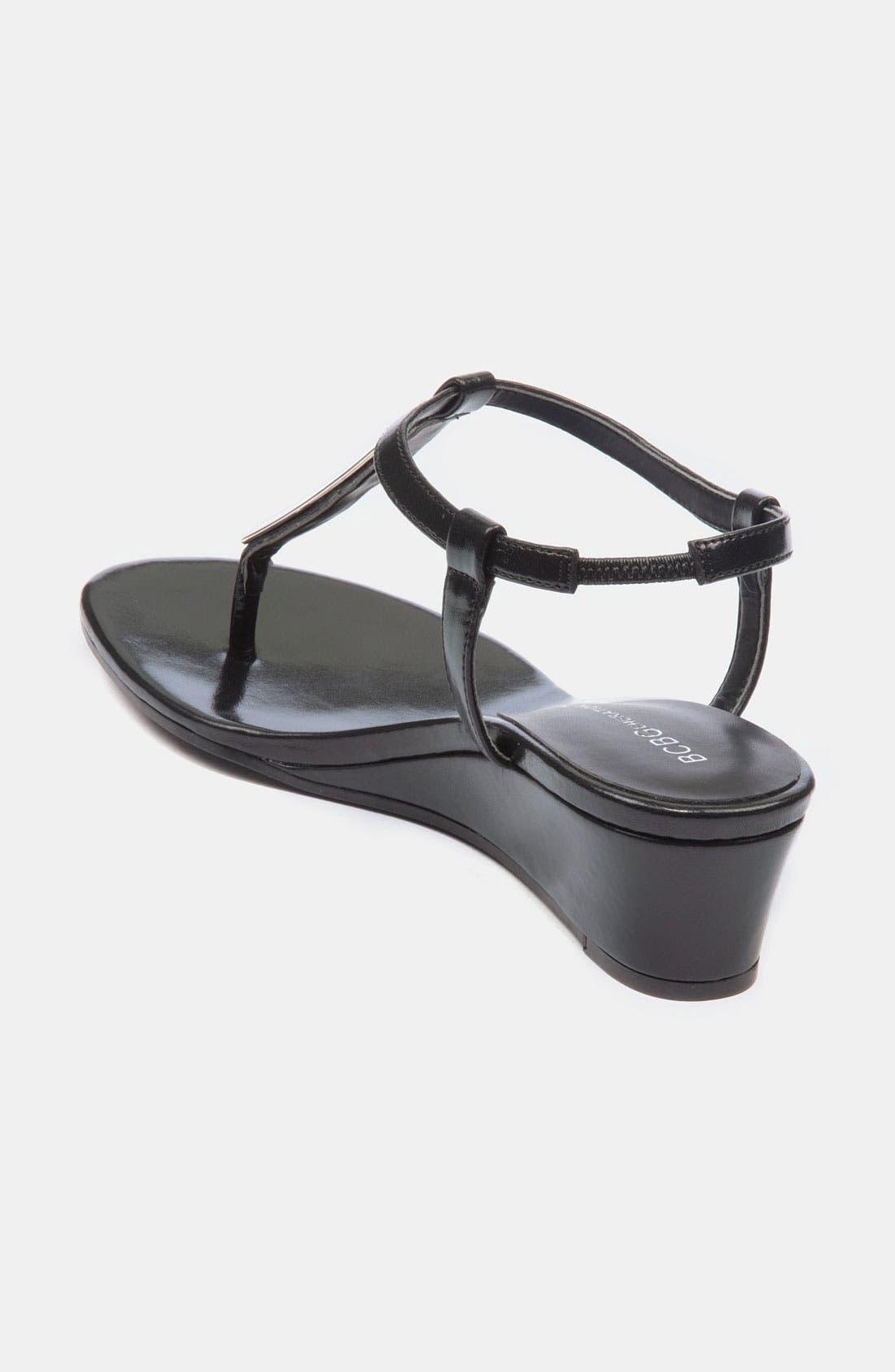 Alternate Image 2  - BCBGeneration 'Jiffie' Sandal