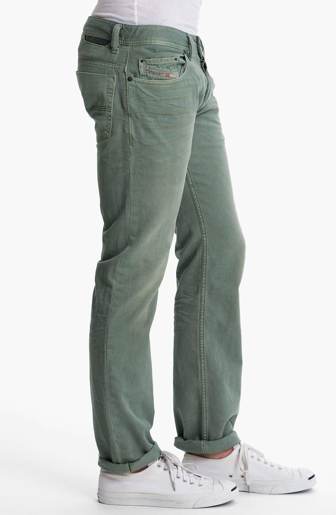 Alternate Image 3  - DIESEL® 'Safado' Straight Leg Jeans