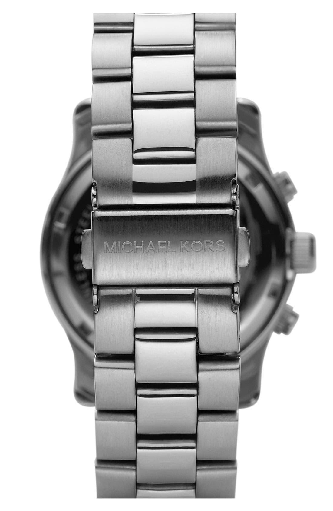 Alternate Image 2  - Michael Kors 'Blair' Chronograph Watch, 39mm