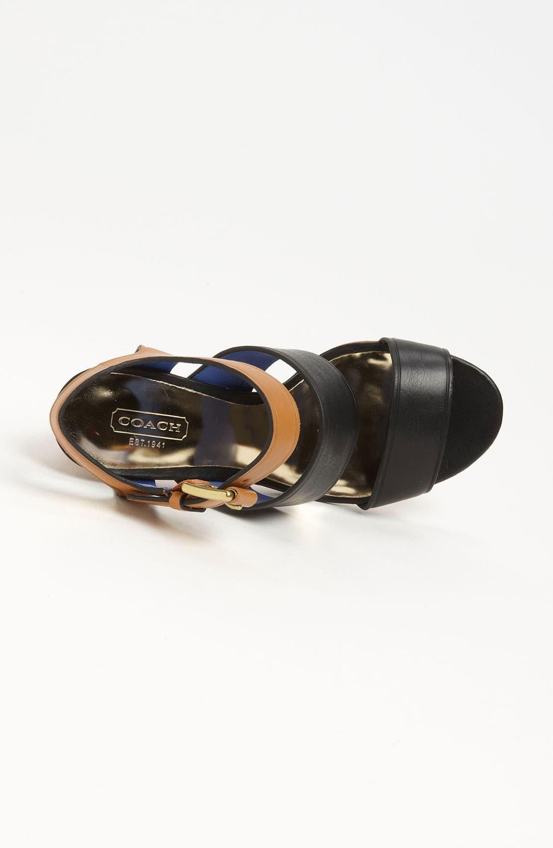 Alternate Image 3  - COACH 'Tilly' Sandal