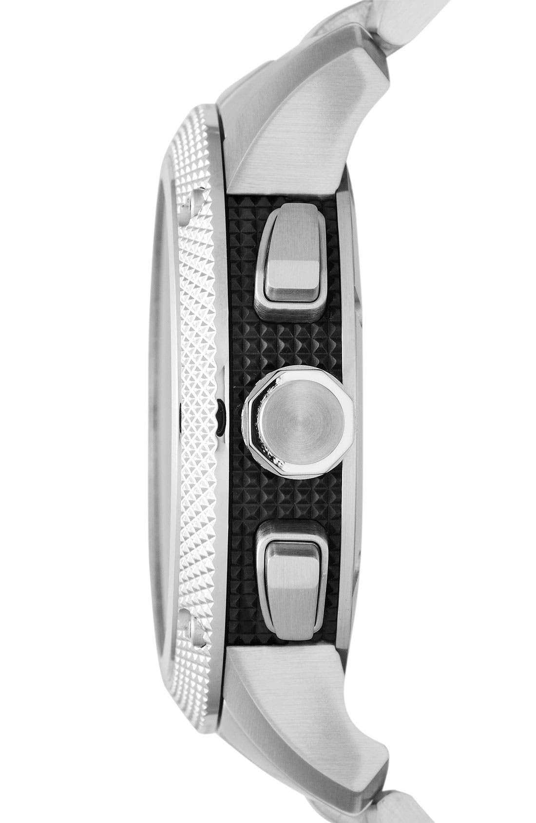 Alternate Image 2  - Burberry Chronograph Bracelet Watch, 46mm