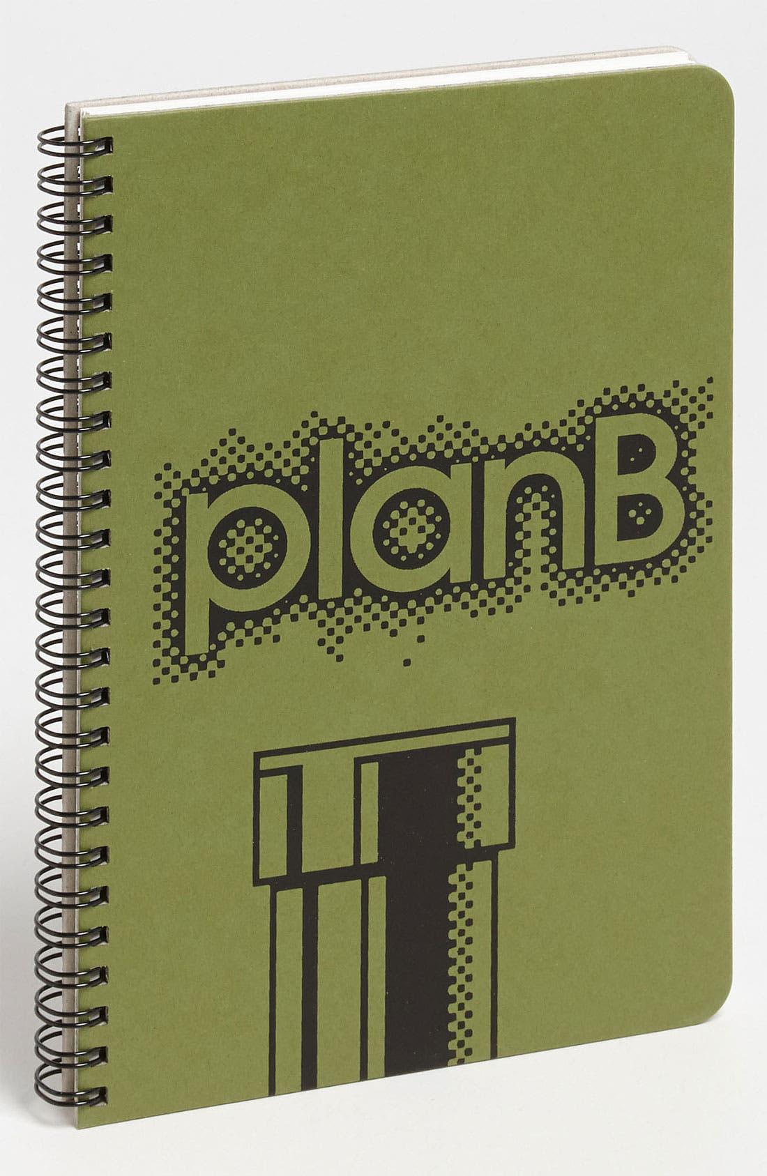 Alternate Image 1 Selected - Spiral Bound Notebook