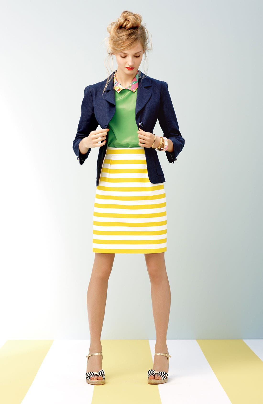 Alternate Image 4  - kate spade new york 'alix' jacket