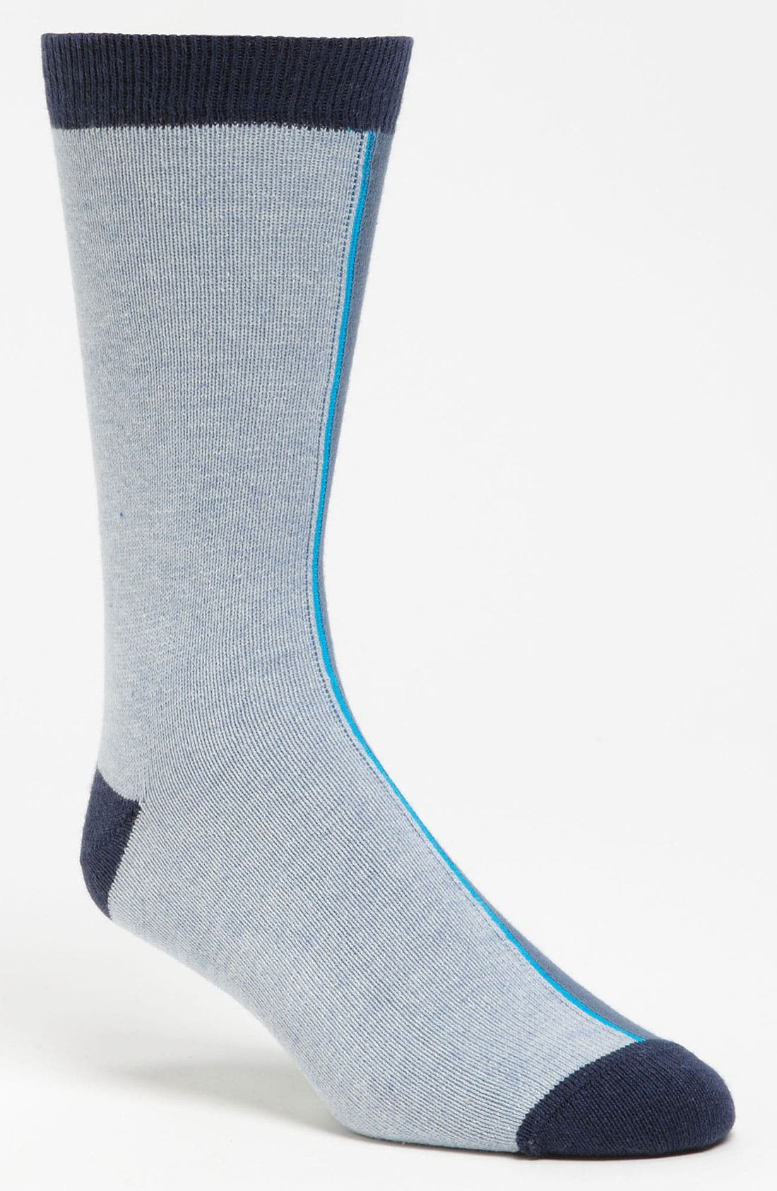 Alternate Image 1 Selected - Paul Smith Accessories 'London' Vertical Stripe Socks