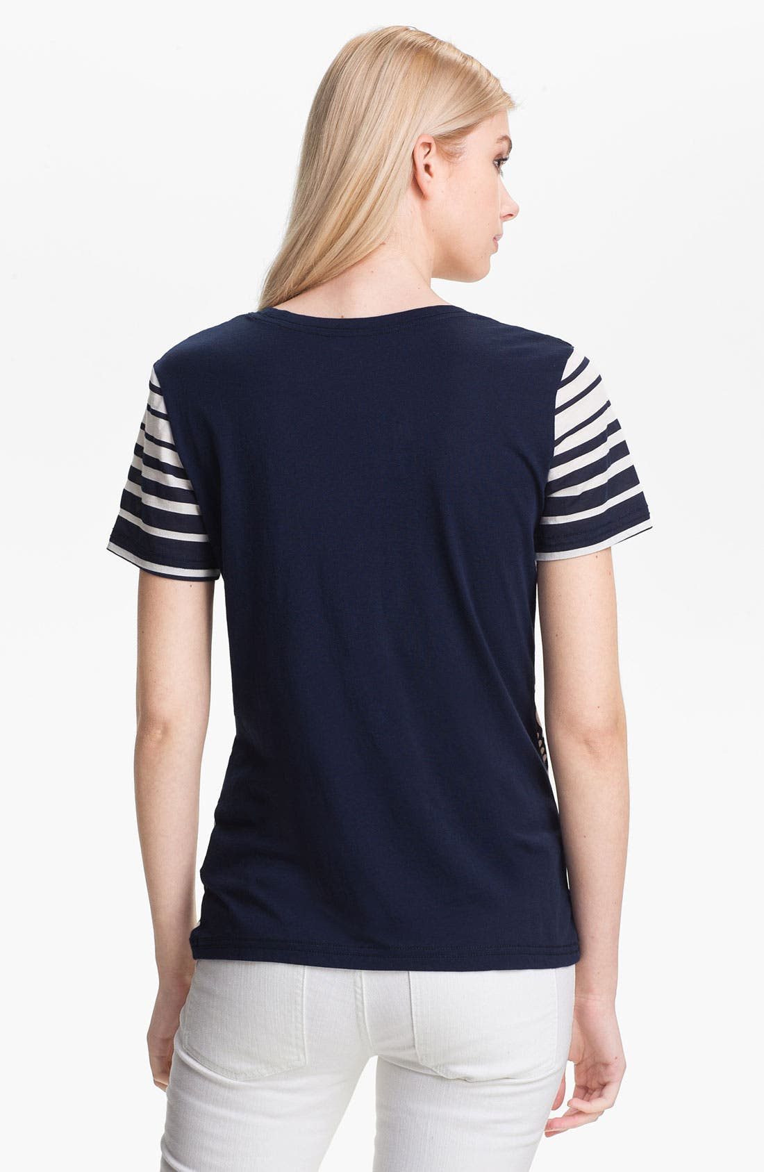 Alternate Image 2  - Tory Burch 'Karin' Tee