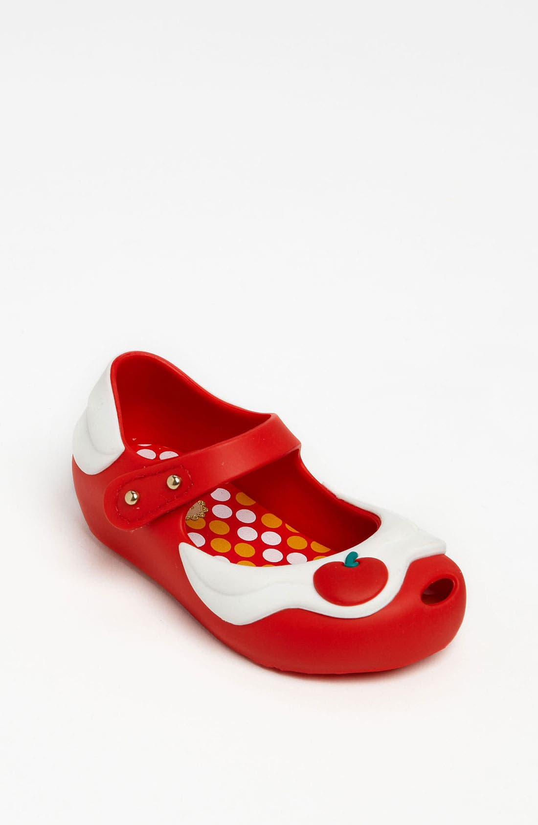 Alternate Image 1 Selected - Mini Melissa 'Ultragirl III' Slip-On (Walker & Toddler)