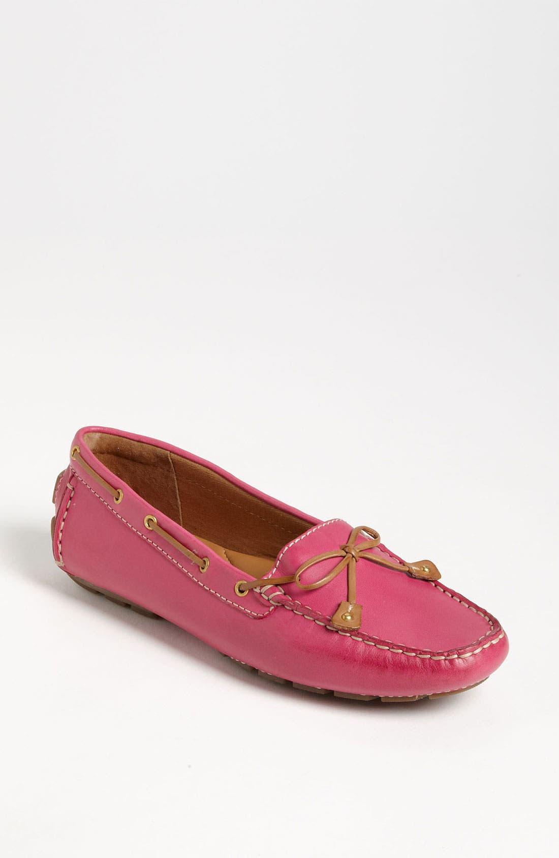 Alternate Image 1 Selected - Clarks® Artisan Collection 'Dunbar Racer' Loafer (Online Only)