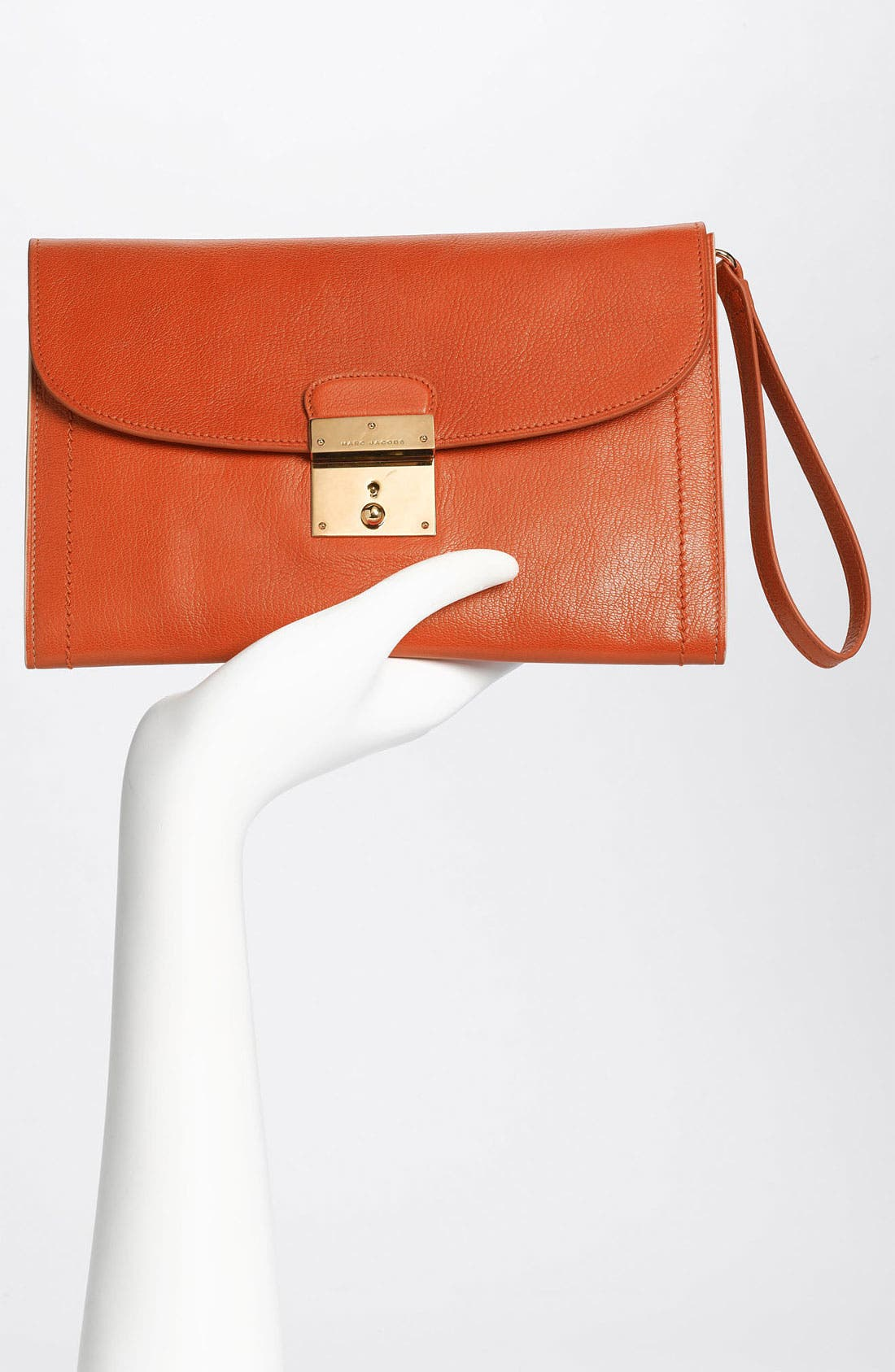 Alternate Image 2  - MARC JACOBS '1984 Isobel' Leather Clutch