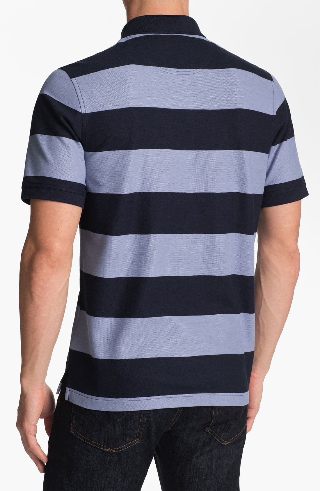 Alternate Image 2  - Nordstrom Stripe Polo