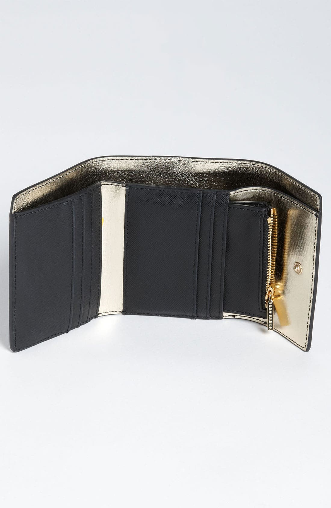 Alternate Image 2  - Tory Burch 'Robinson' Saffiano Leather French Wallet