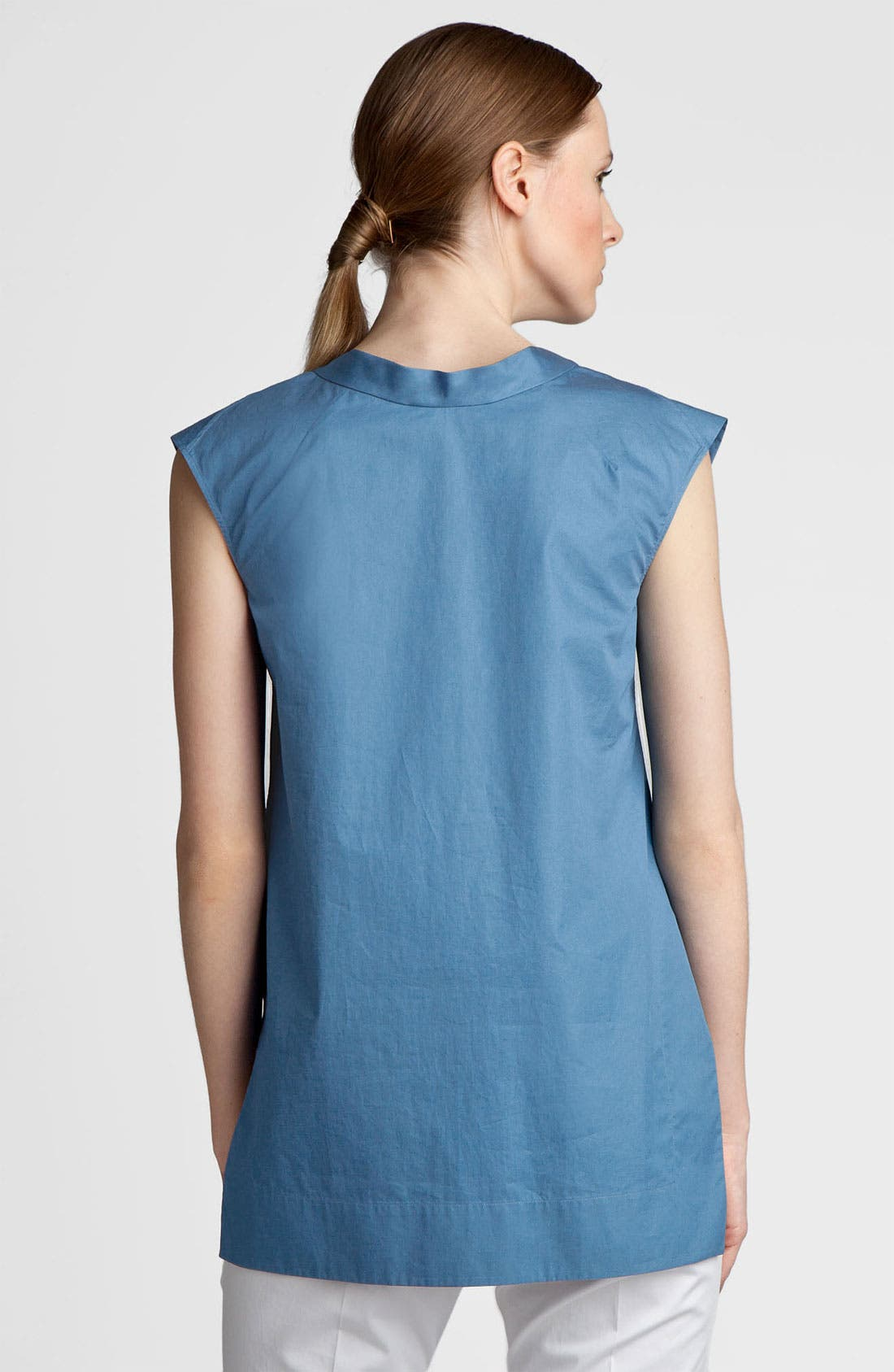 Alternate Image 3  - Jil Sander Washed Cotton Tunic