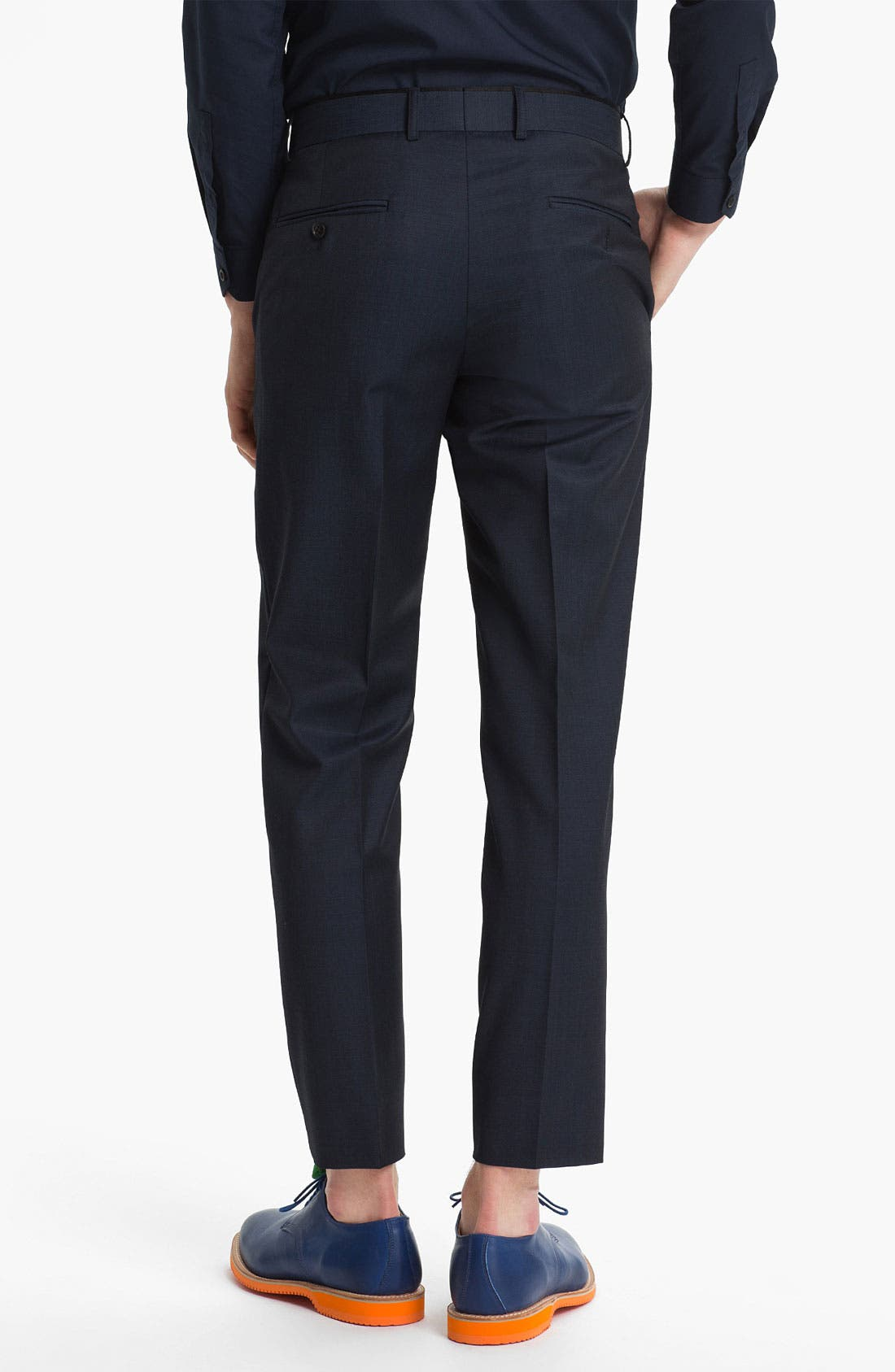 Alternate Image 2  - Topman 'Bogart' Trousers