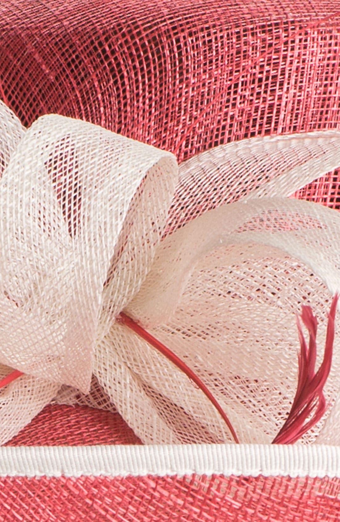 Alternate Image 2  - Nordstrom 'Large' Up Brim Derby Hat