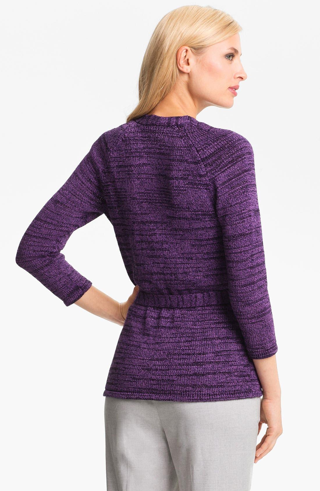 Alternate Image 2  - Classiques Entier 'Hydra' Sweater Jacket