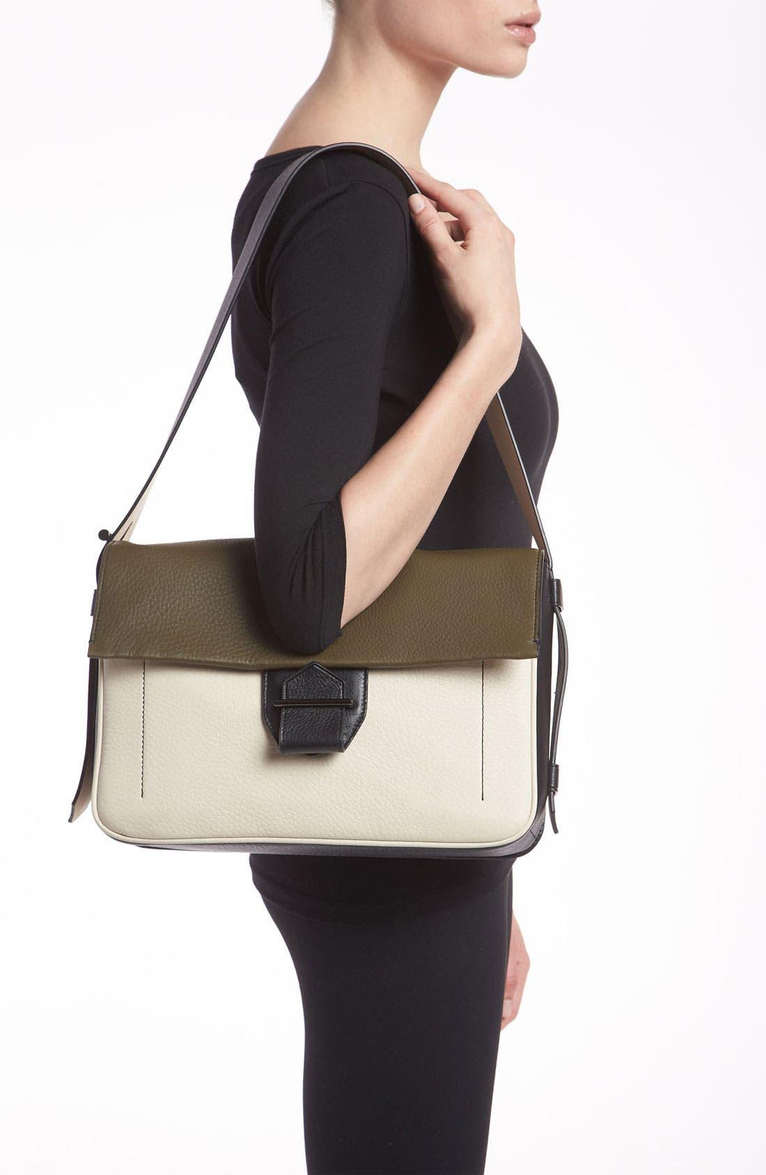 Alternate Image 2  - Reed Krakoff 'Standard' Leather Shoulder Bag