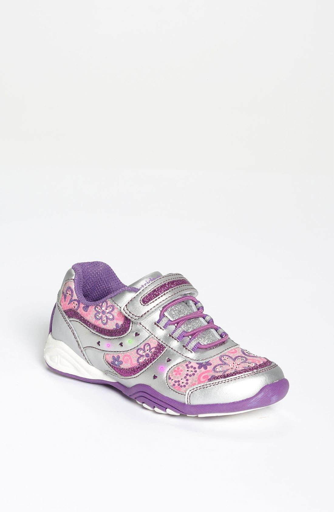 Alternate Image 1 Selected - Stride Rite 'Starlit' Light-Up Sneaker (Toddler & Little Kid)