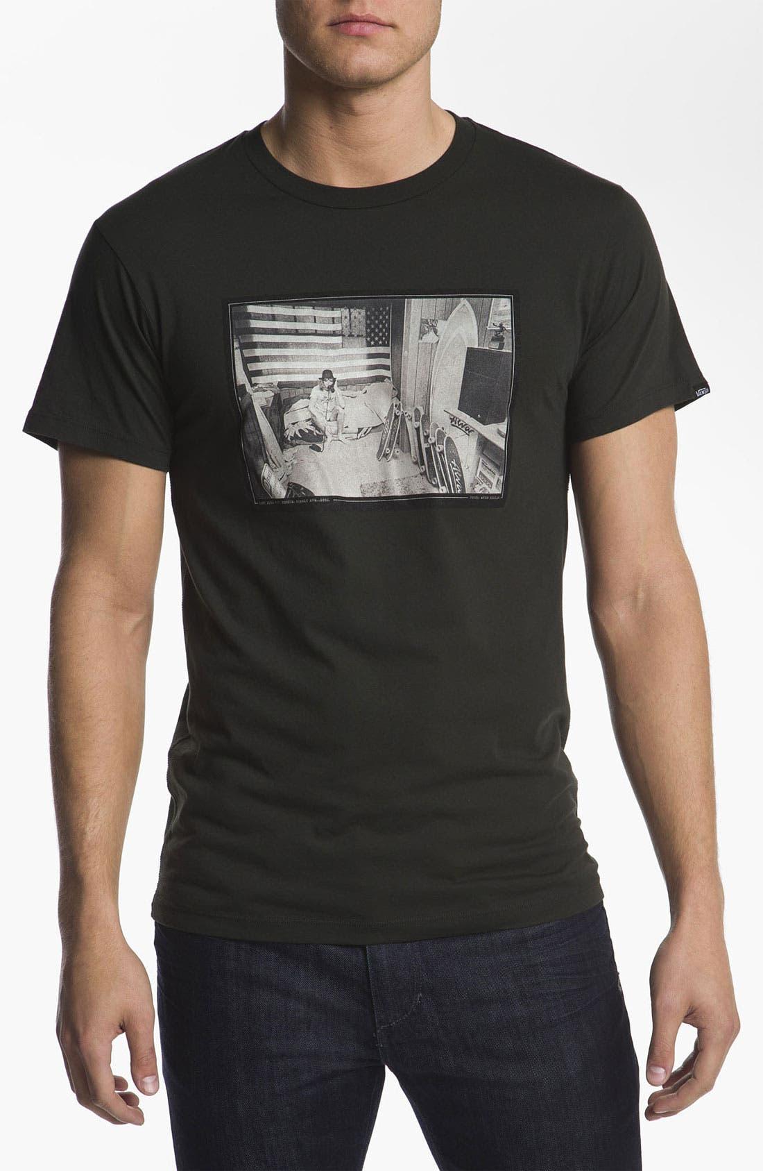 Alternate Image 1 Selected - Vans 'Legends: Alva' T-Shirt