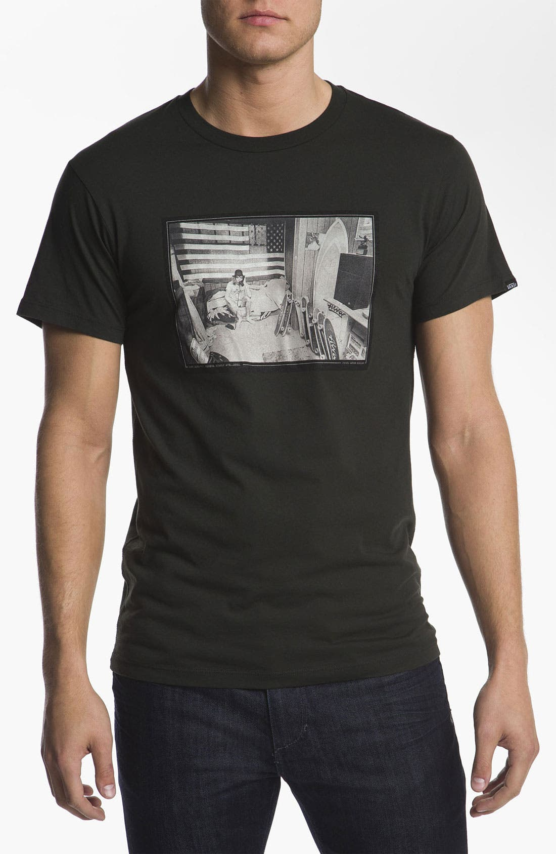 Main Image - Vans 'Legends: Alva' T-Shirt