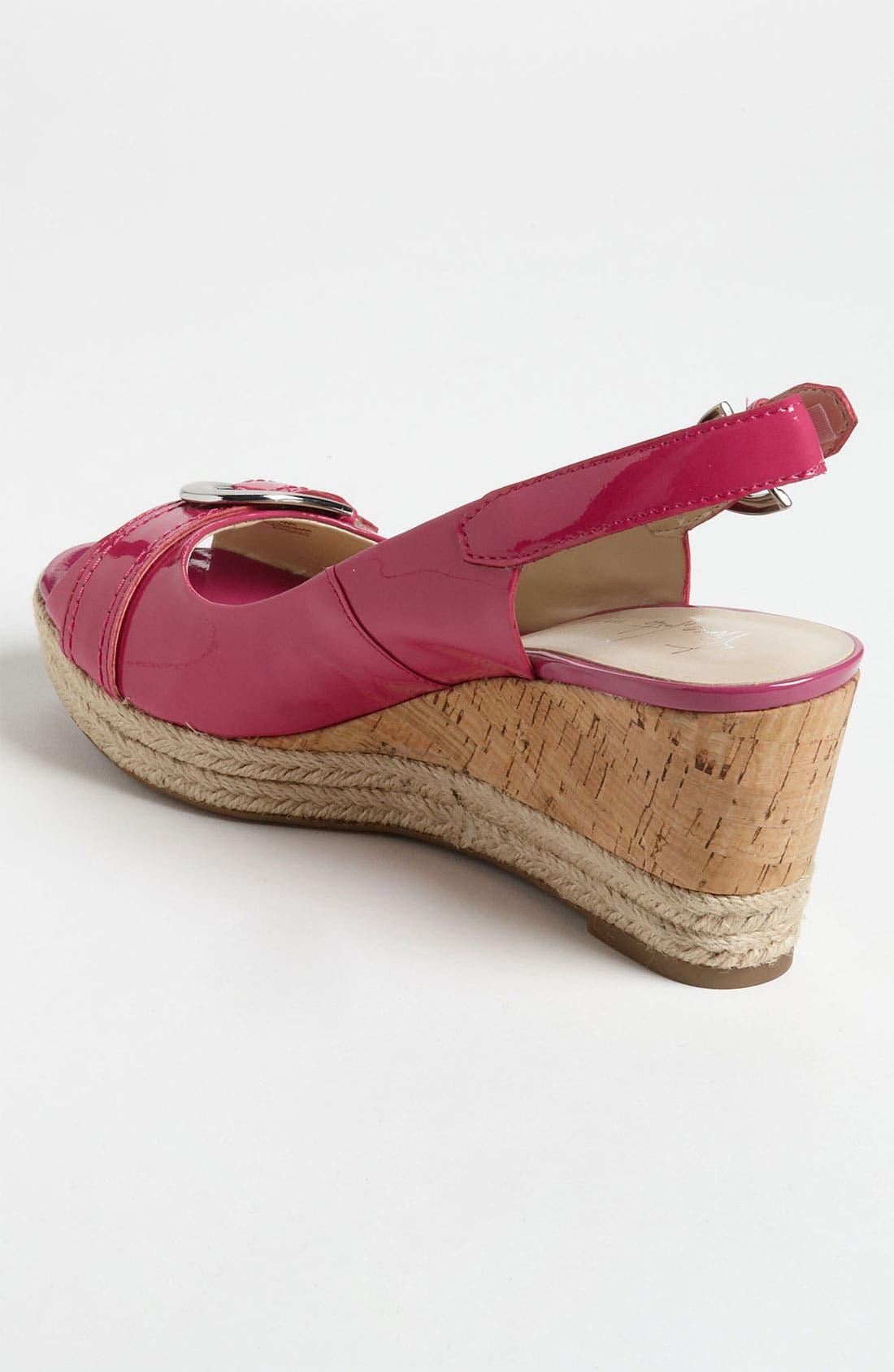 Alternate Image 2  - Franco Sarto 'Kendra' Sandal (Special Purchase)