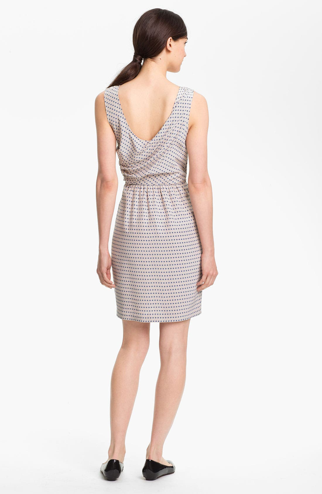 Alternate Image 2  - MARC BY MARC JACOBS 'Izzy' Silk Blouson Dress