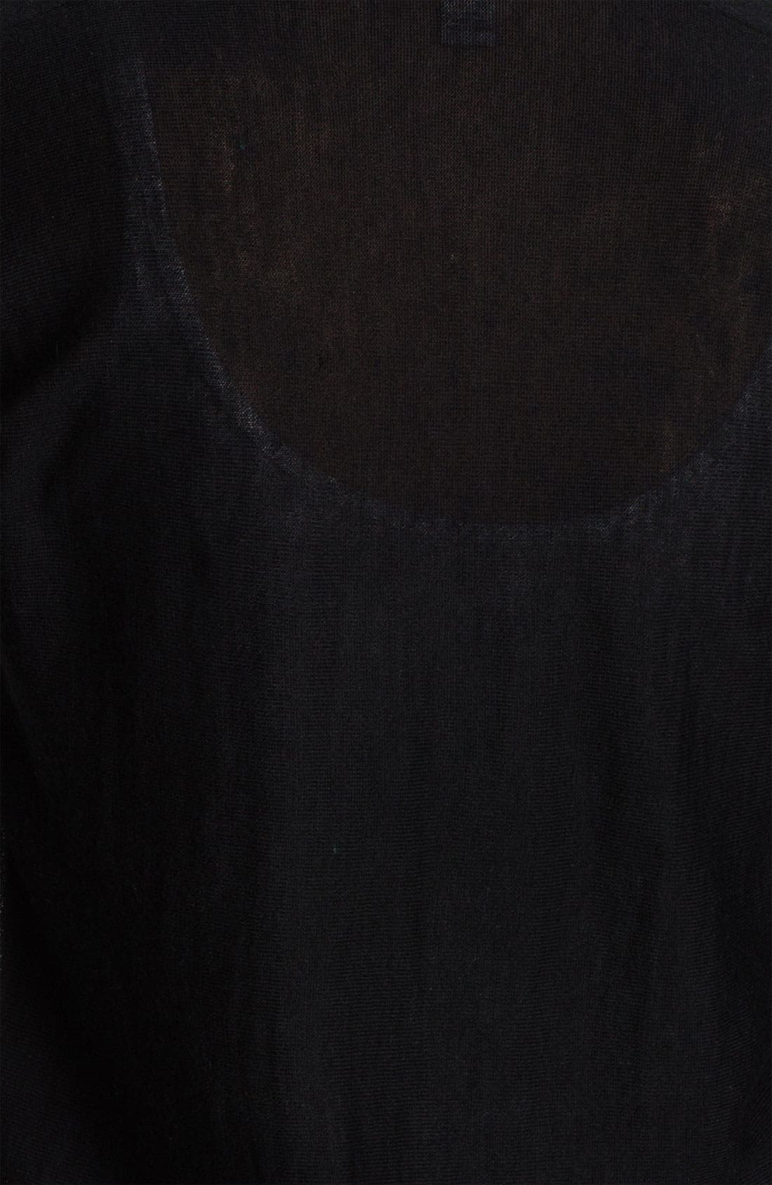 Alternate Image 4  - autumn cashmere Crop Cardigan