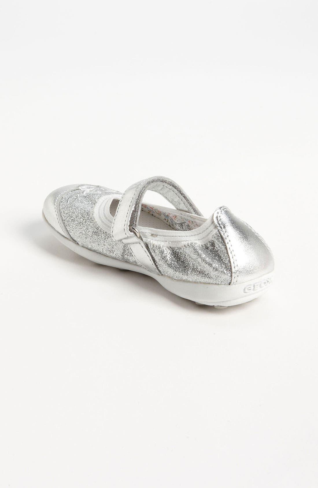 Alternate Image 2  - Geox Junior 'Jodie' Mary Jane Sneaker (Toddler & Little Kid)