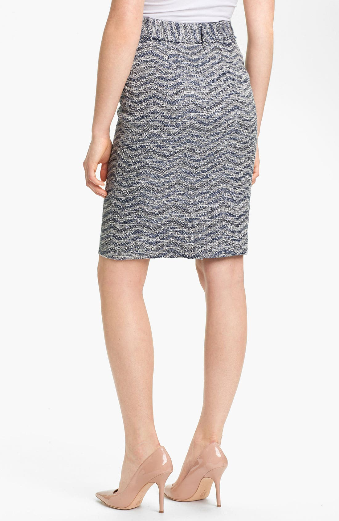 Alternate Image 2  - Classiques Entier Tweed Skirt