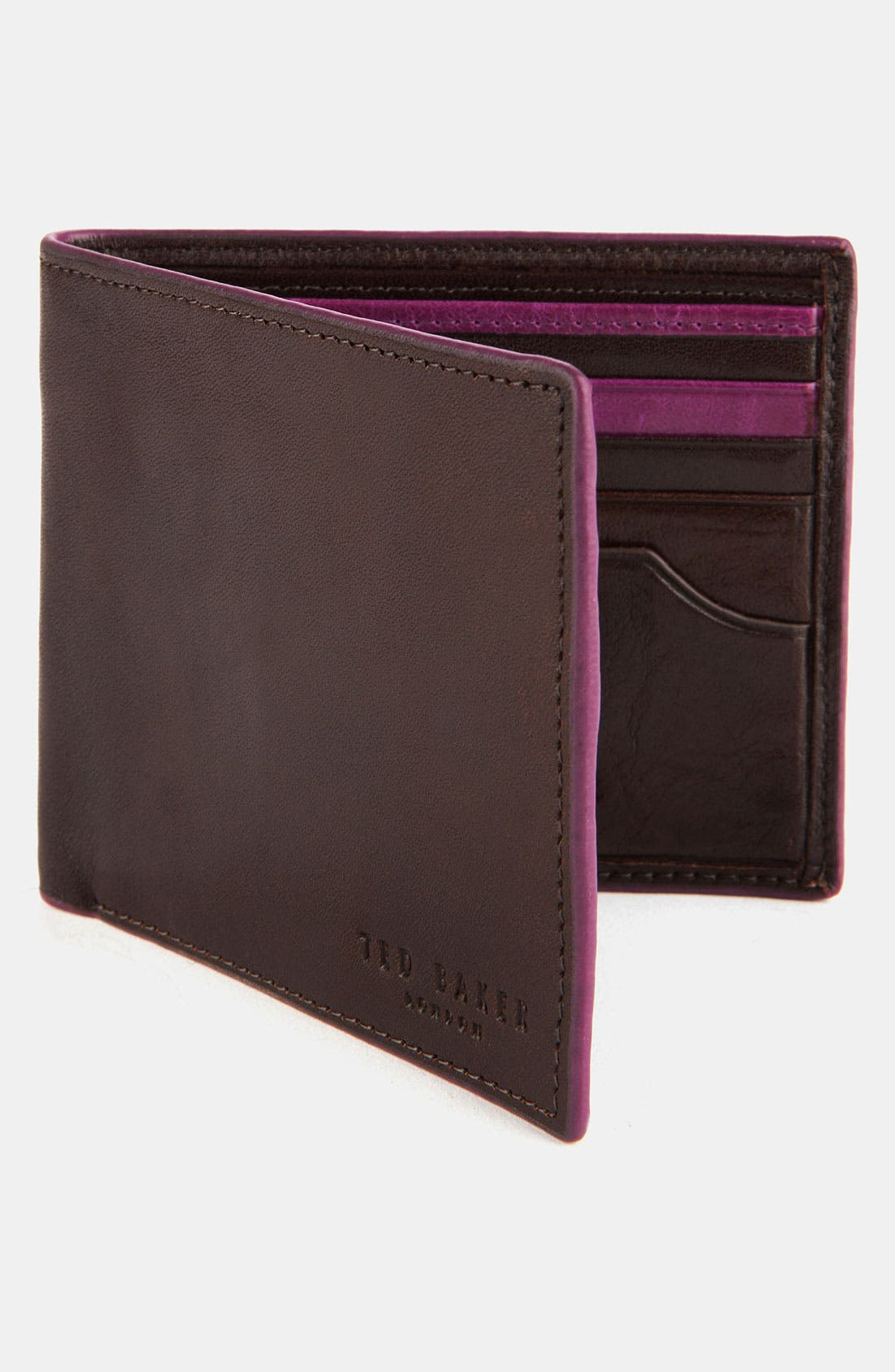 Main Image - Ted Baker London 'Halfnun' Wallet
