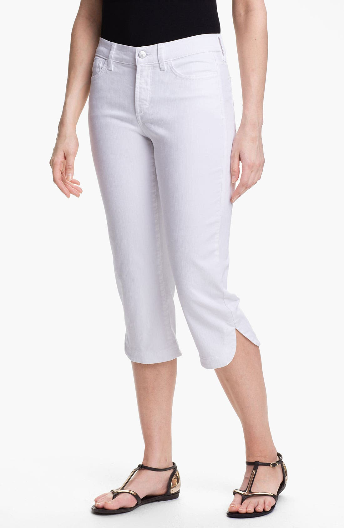 Main Image - NYDJ 'Olga' Crop Stretch Jeans