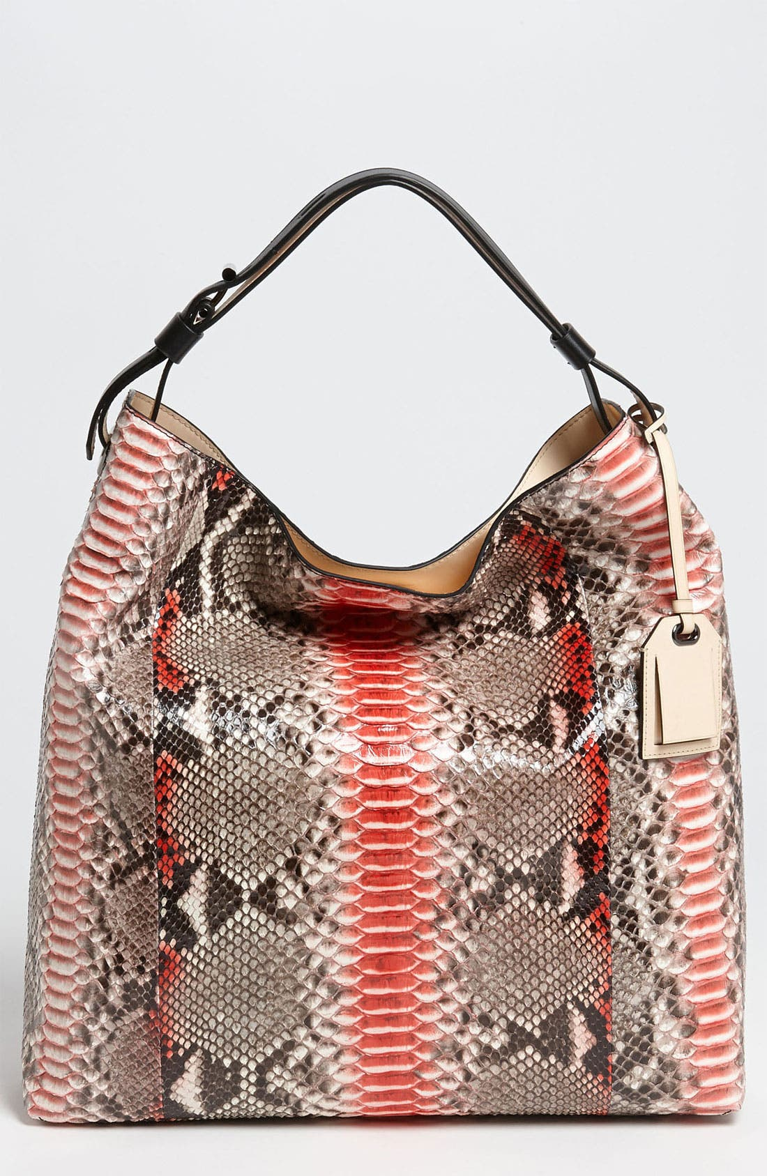 Alternate Image 1 Selected - Reed Krakoff 'RDK' Genuine Python Hobo