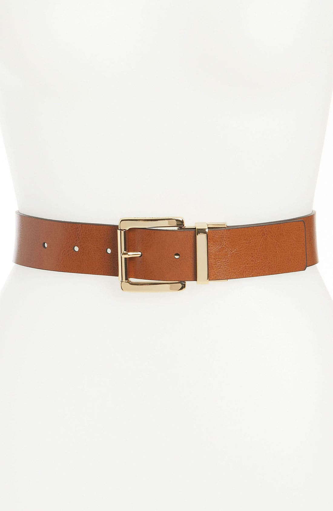 Alternate Image 2  - MICHAEL Michael Kors Reversible Belt