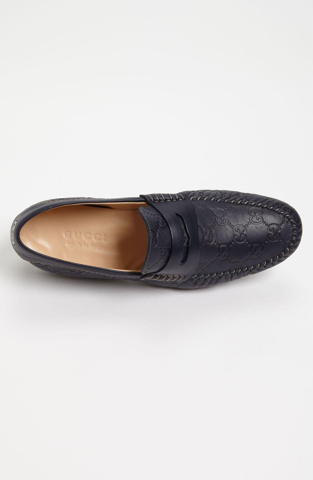 Alternate Image 3  - Gucci 'San Marino' Driving Shoe