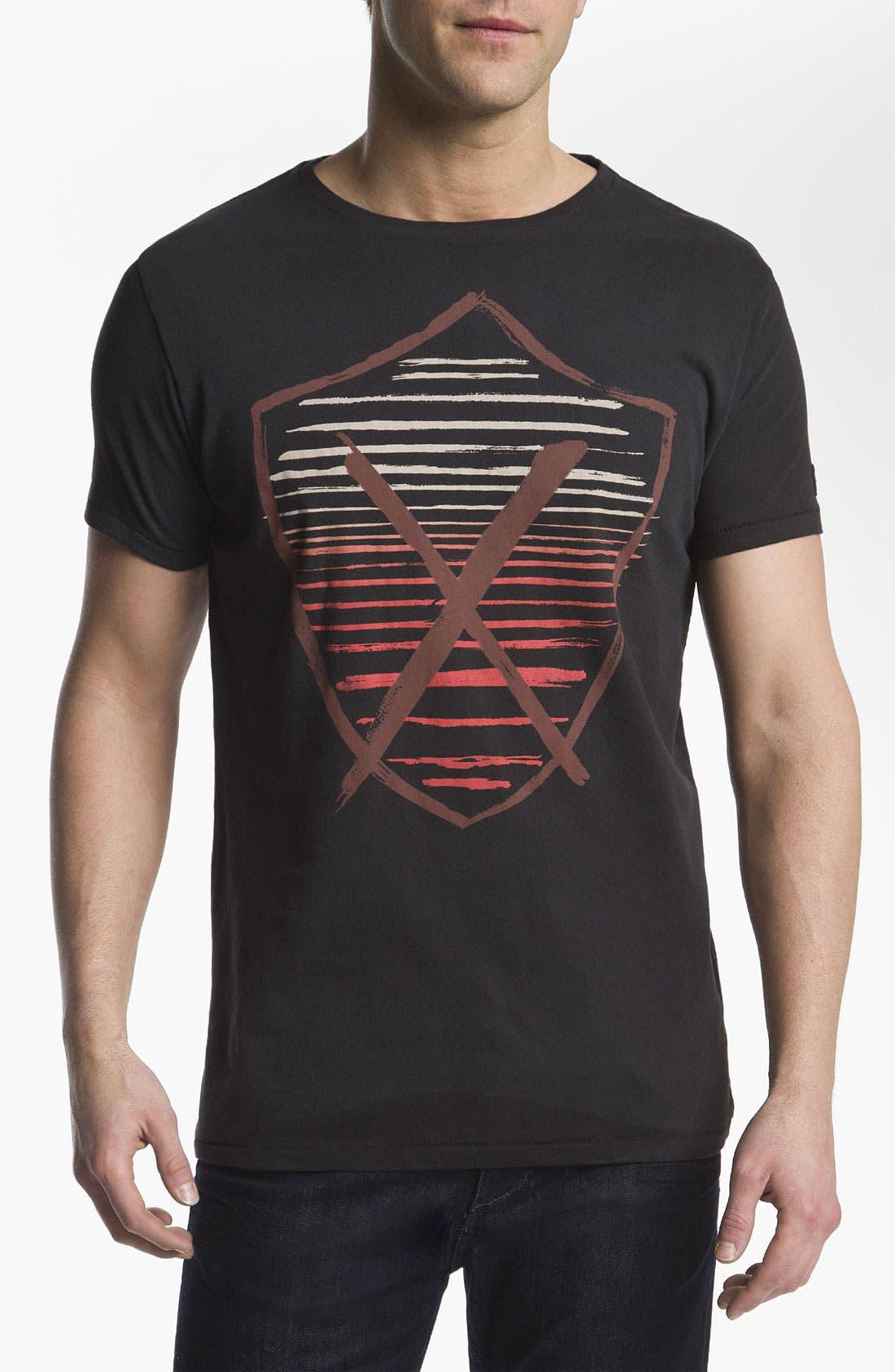 Alternate Image 1 Selected - Zanerobe 'Vivid' T-Shirt