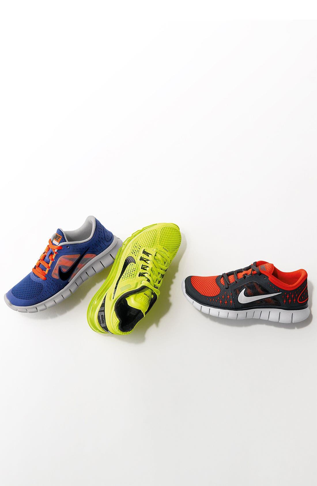Alternate Image 2  - Nike 'Free Run 3' Sneaker (Baby, Walker, Toddler & Little Kid)