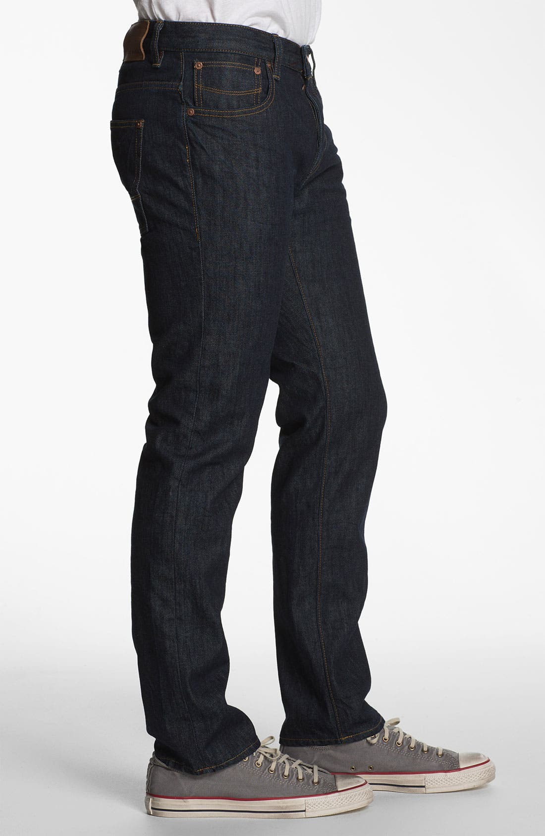 Alternate Image 3  - Ted Baker London 'Cabrie' Classic Fit Jeans