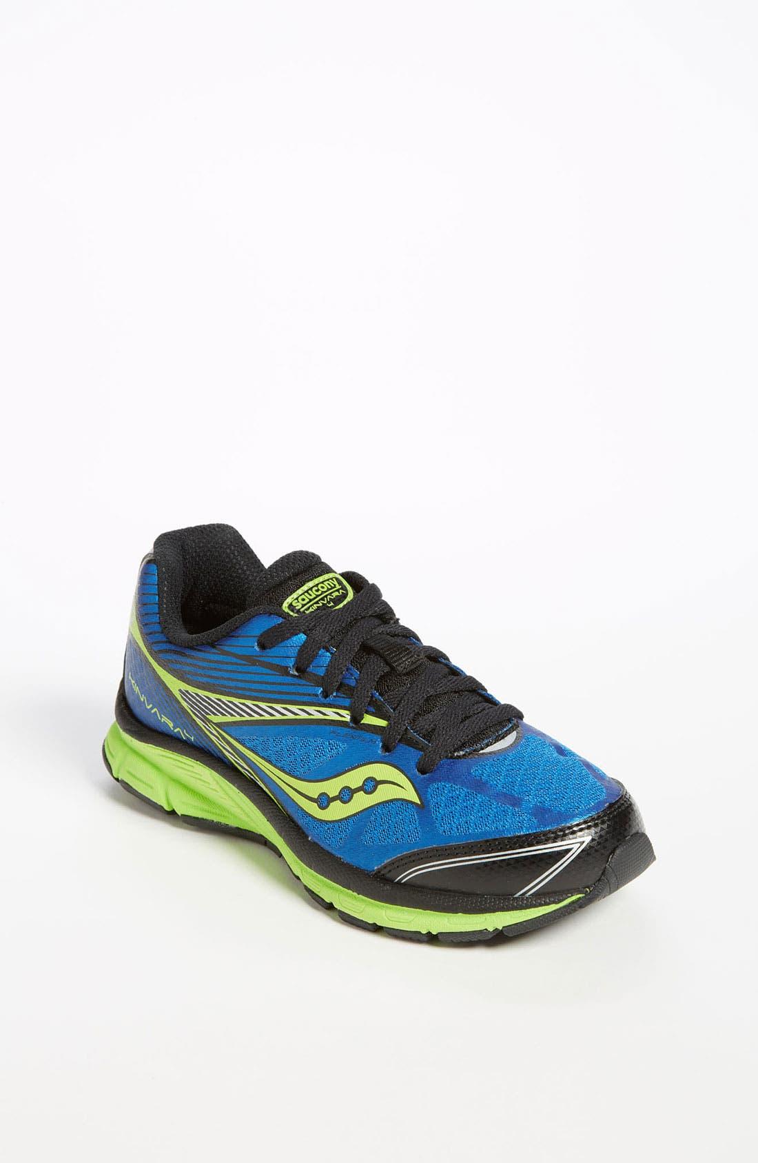Alternate Image 1 Selected - Saucony 'Kinvara' Athletic Shoe (Toddler, Little Kid & Big Kid) (Online Only)