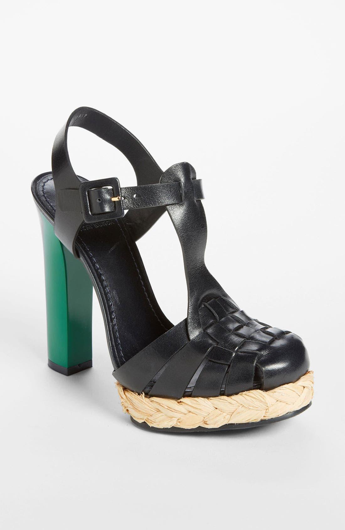 Alternate Image 1 Selected - Tory Burch 'Abella' Sandal