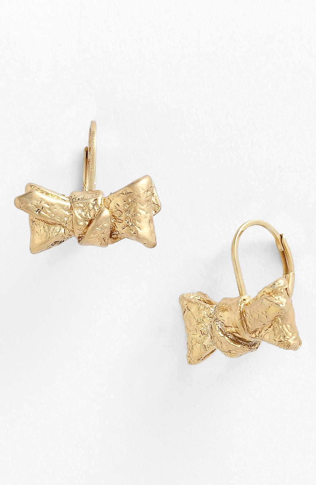 Alternate Image 1 Selected - MARC BY MARC JACOBS 'Exploded Bow' Drop Earrings