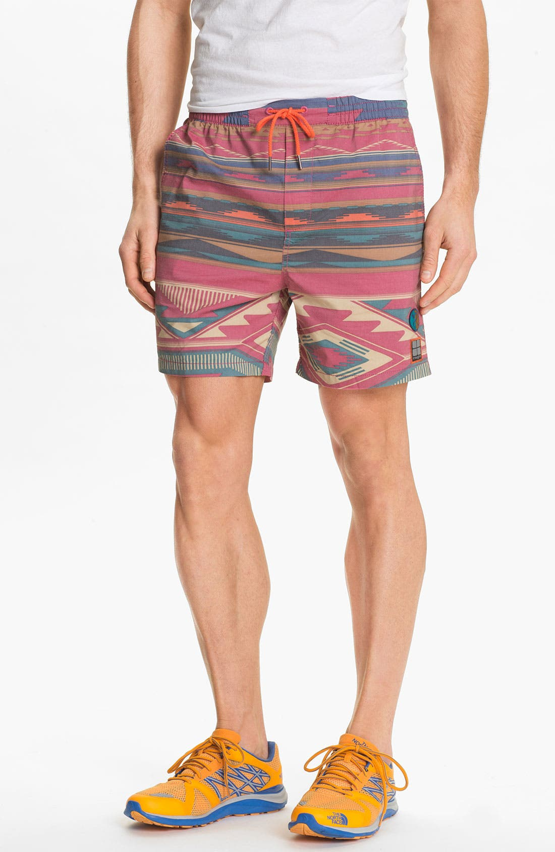 Main Image - Insight Jacquard Pattern Shorts