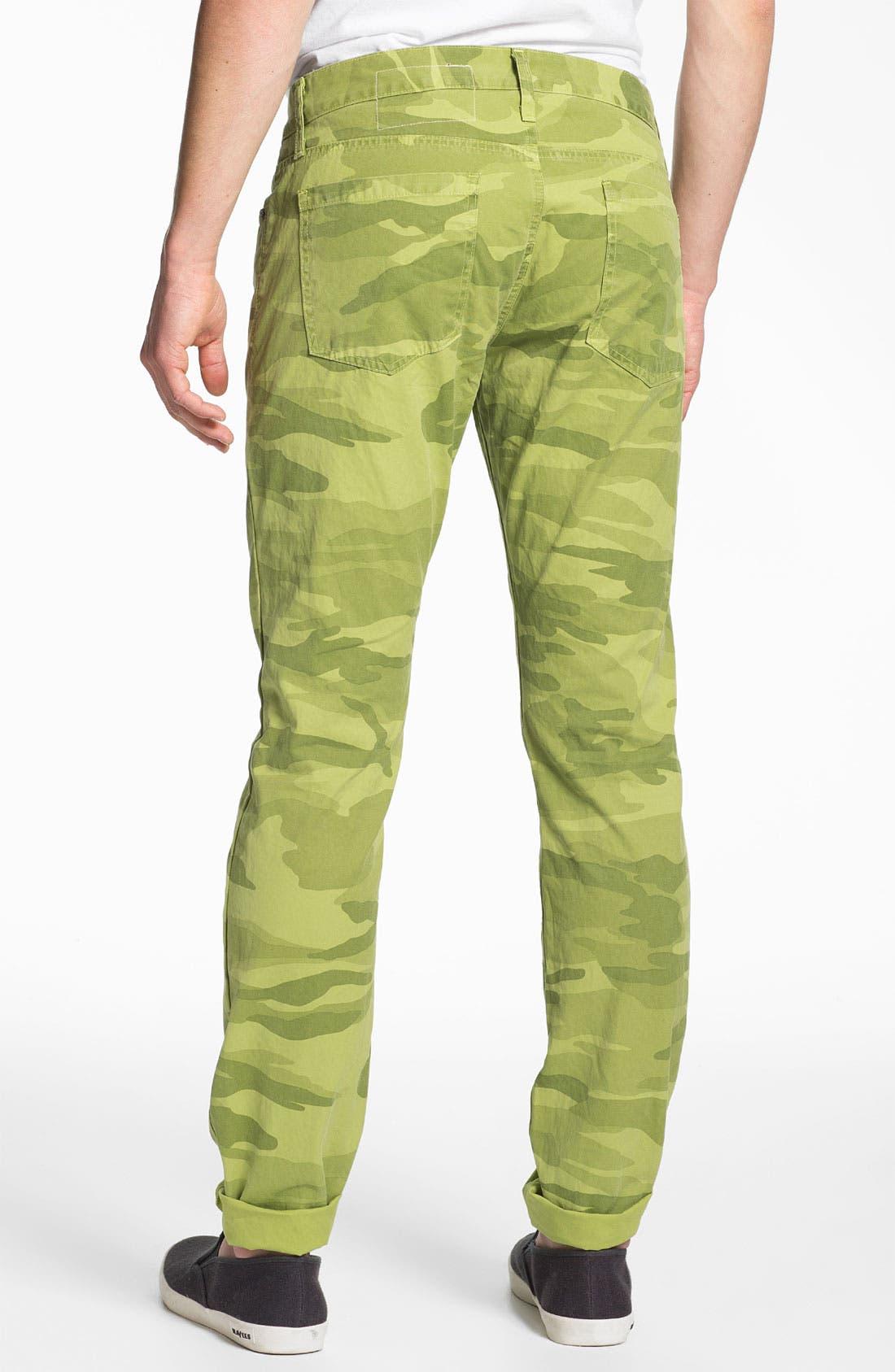 Main Image - Splendid Mills 'Renegade' Slim Straight Leg Jeans