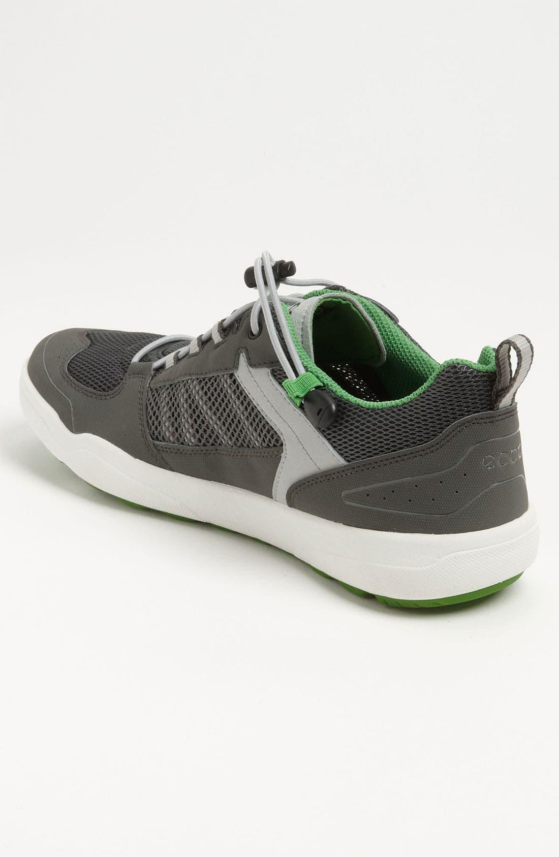 Alternate Image 2  - ECCO 'Njord' Sneaker