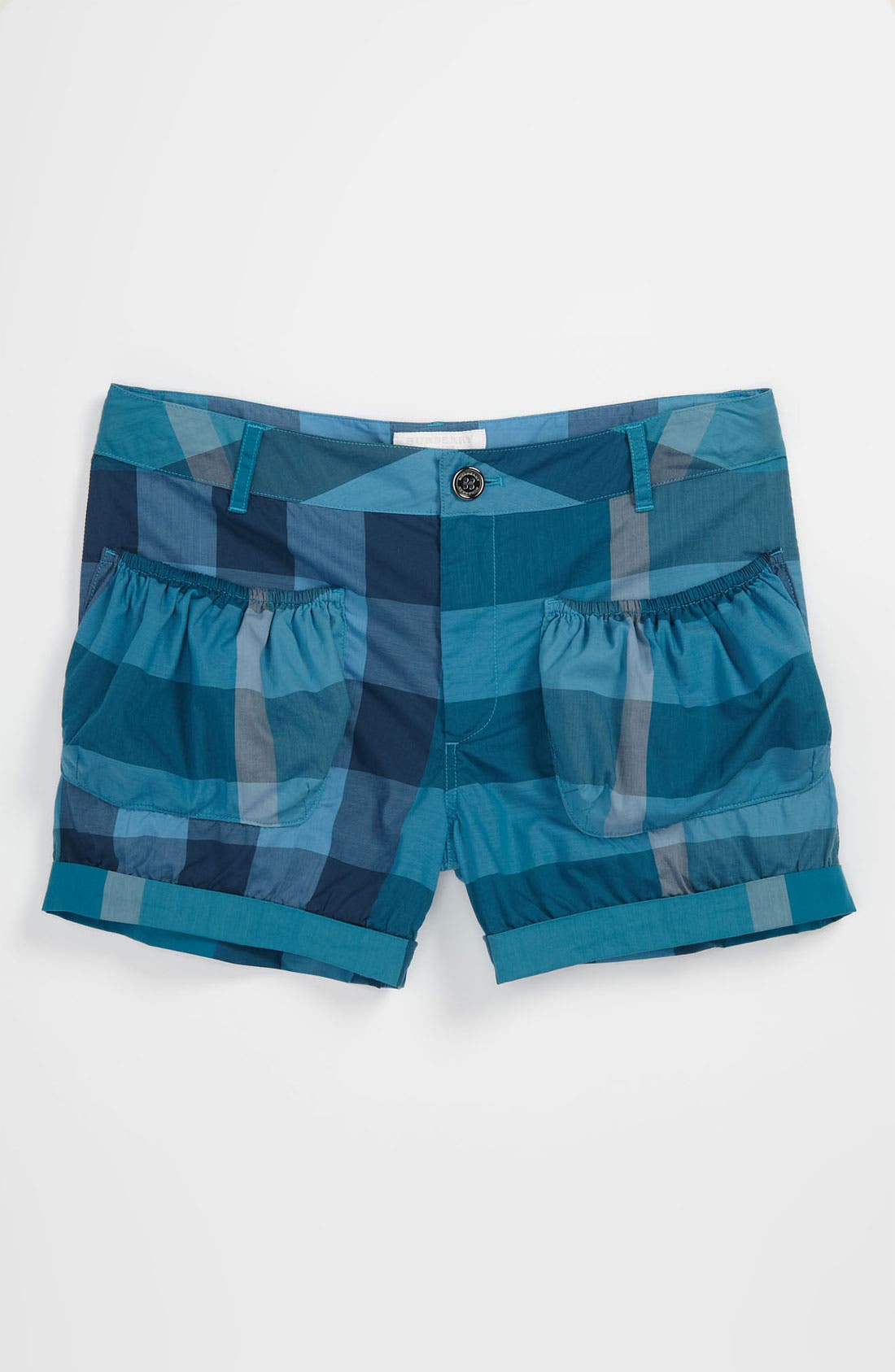 Alternate Image 1 Selected - Burberry 'Pauline' Shorts (Little Girls & Big Girls)
