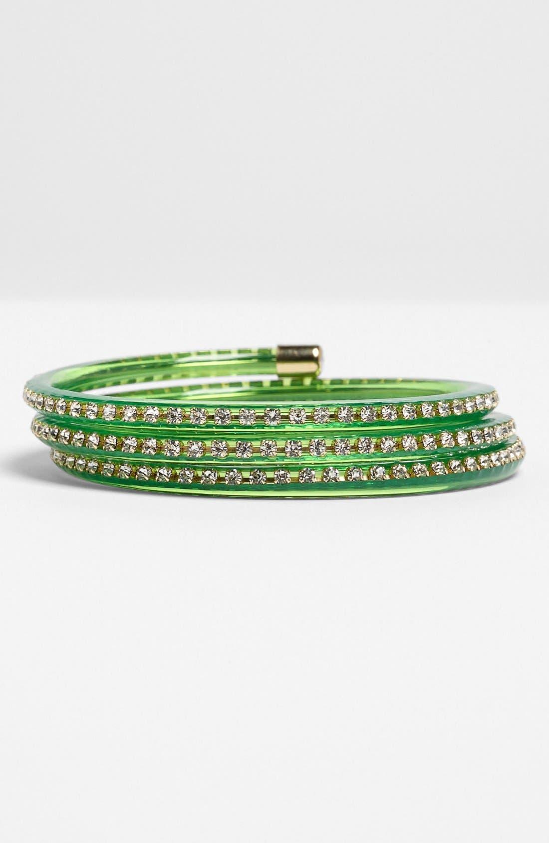 Alternate Image 1 Selected - MARC BY MARC JACOBS 'Slinky' Coil Bracelet