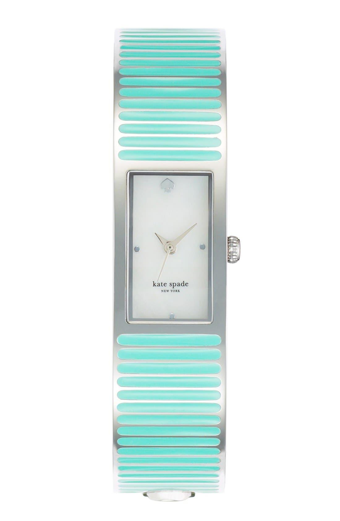 Main Image - kate spade new york 'carousel' bangle watch, 15mm
