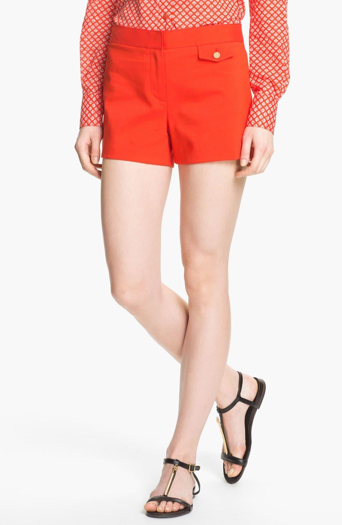 Main Image - Tory Burch 'Uda' Shorts